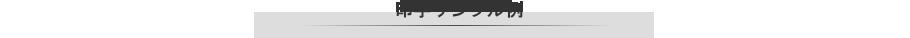 印字サンプル例